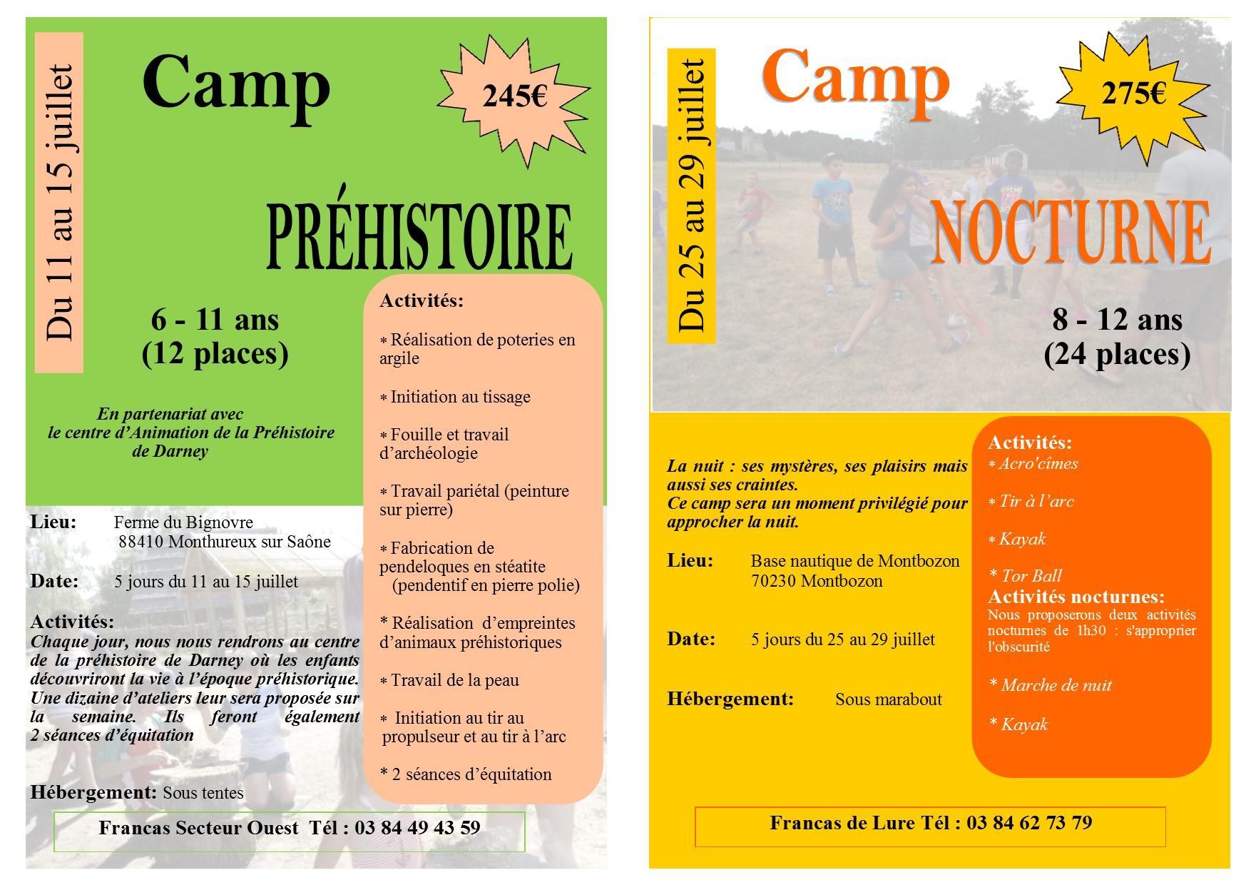 LIVRET CAMPS MODIFIÉ2