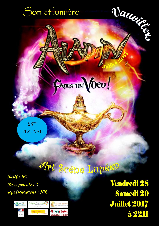 Son et Lumière: Aladin