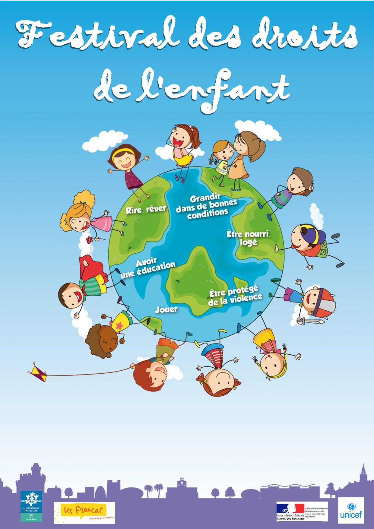 3ème Festival des droits de l'enfant