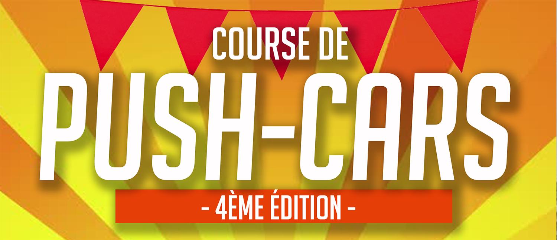 Course de Push-cars 2019