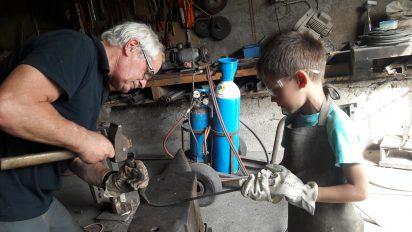 Atelier Forge Francas de Colombier
