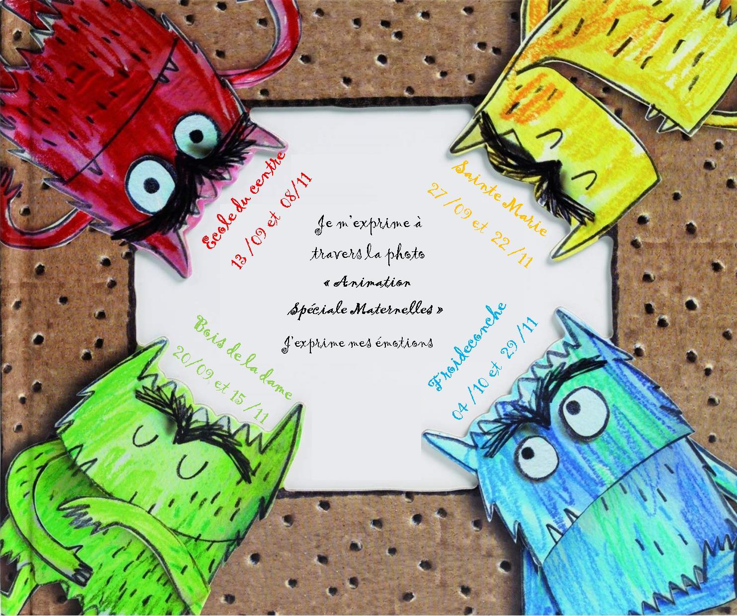 «J'exprime mes émotions» en maternelle